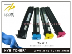 KONICA MINOLTA TN611 toner cartridge